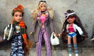 Bratz and Barbie