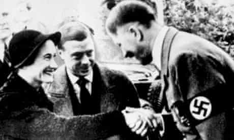 Hitler and the Duke of Windsor