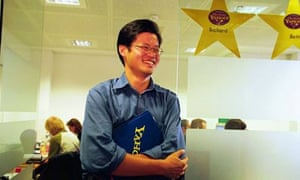 Jerry Yang, co-founder of Yahoo