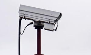 What good are CCTV cameras? Photograph: David Sillitoe
