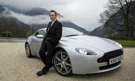 Jon Ronson as James Bond