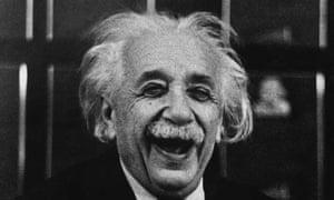 Einstein Writes Of Childish Superstition Science The Guardian