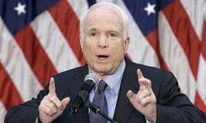 John McCain in Columbus