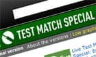 BBC Test Match Special - cricket
