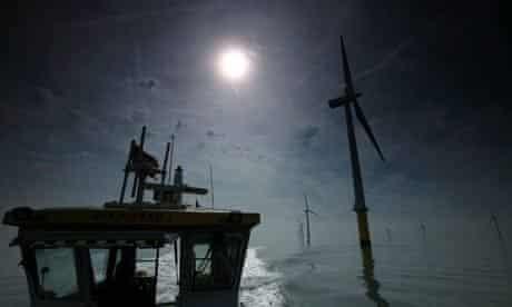 Burbo Bank wind farm