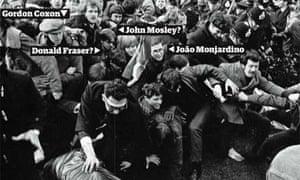 1968 Grosvenor Square protest