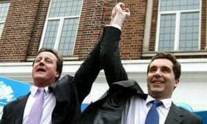 David Cameron and Edward Timpson