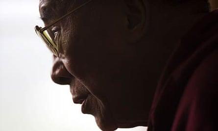 Dalai Lama interviewed in London.