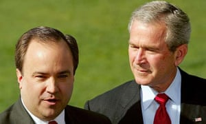 Scott McClellan and George Bush