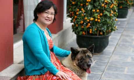 Shi Ying for China food diary