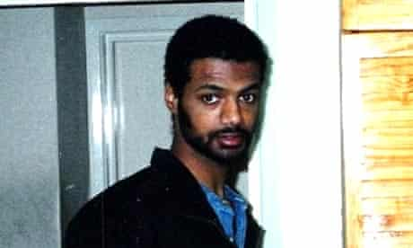 Guantánamo Bay detainee Binyam Mohammed