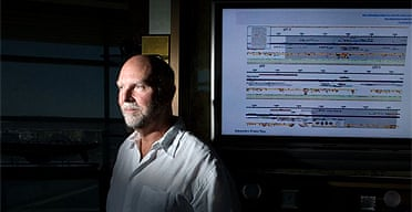 J Craig Venter, scientist