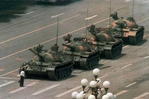 Tiananmen Square, 1989