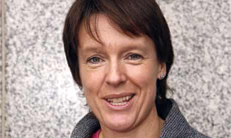 The chairman of the Conservative party, Caroline Spelman
