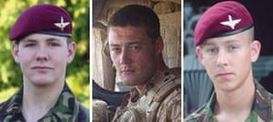 Afghanistan: Inquest begins for 100th British soldier killed