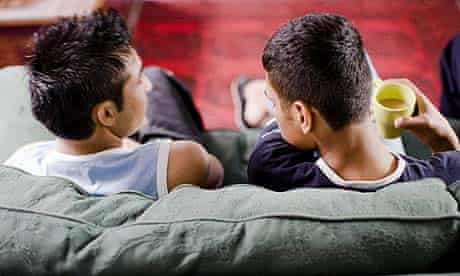 The unit where unaccompanied asylum-seeking children are housed in Kent