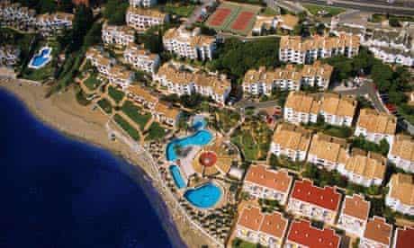 Costa del Sol holiday apartments