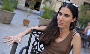 Cuban blogger Yoani Sanchez