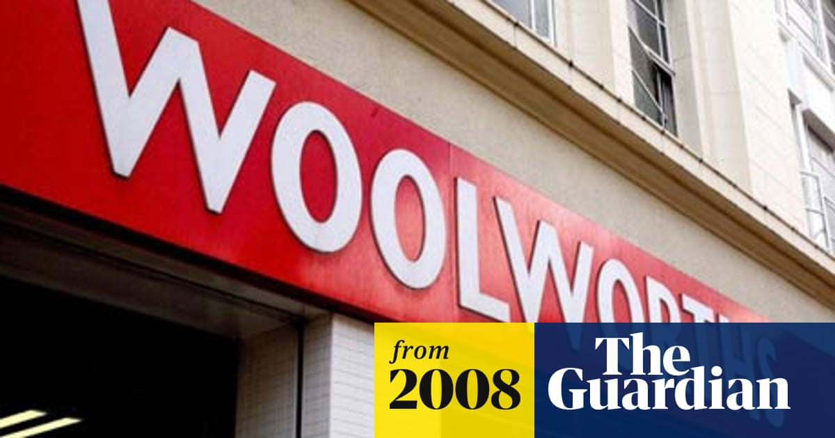 Woolworths: the rise and fall of the department store empire