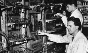 'Baby' world's first modern computer