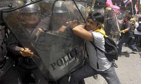 Bangkok protests