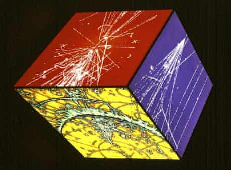 Collision events in bubble chambers at Cern
