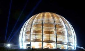 Cern: Globe of Innovation