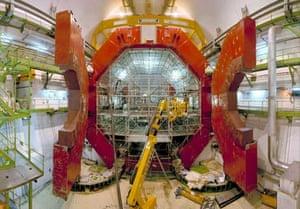 LHC: ALICE detector magnets