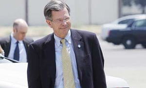 Charlie Black, campaign adviser to the Republican presidential hopeful John McCain