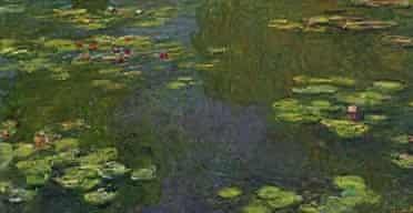 Le Bassin aux Nympheas, by Claude Monet