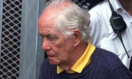 Ronnie Biggs in 2001