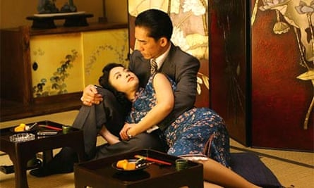Tang Wei and Tony Leung star in Ang Lee's Lust, Caution, about a young Chinese woman who lures a high-ranking Chinese official into a trap