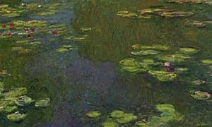 Monet bassin