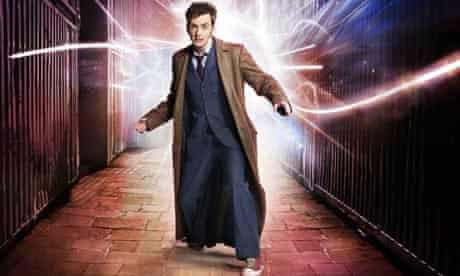David Tennant as Doctor Who. But for how much longer?