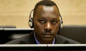 Thomas Lubanga at the international criminal court