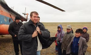 Roman Abramovich: Chukotka peninsula