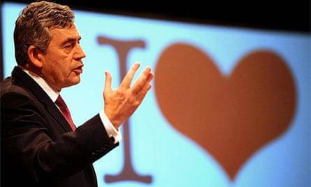 Prime Minister Gordon Brown at Unison conference