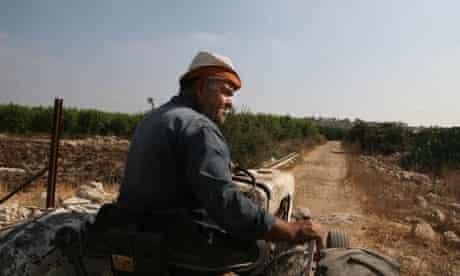 West Bank barrier: Shareef Omar