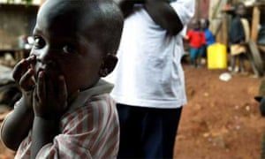 Boy infected with HIV since birth