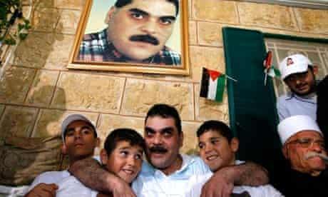 Freed Lebanese prisoner Samir Kantar
