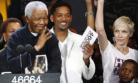 Nelson Mandela: the triumph of the protest song