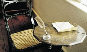 Writers' rooms: Jane Austen