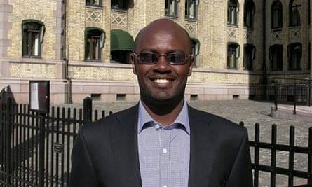 Katine Andrew Mwenda