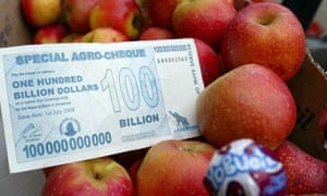 Zimbabwe's inflation rate surges to 231,000,000% | World