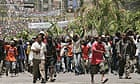 Haiti food riots