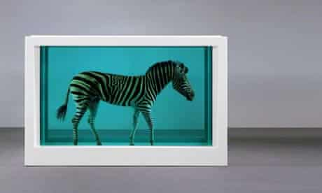 The Kingdom, by Damien Hirst