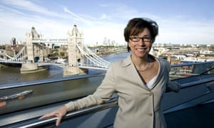 Nicky Gavron, the ex-deputy mayor of London