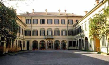Berlusconi's Villa San Martino