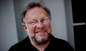 Jerry Greenfield, co-founder of Ben & Jerry's ice cream