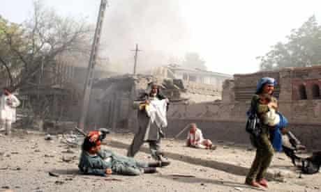 Bombing of India's Kabul embassy